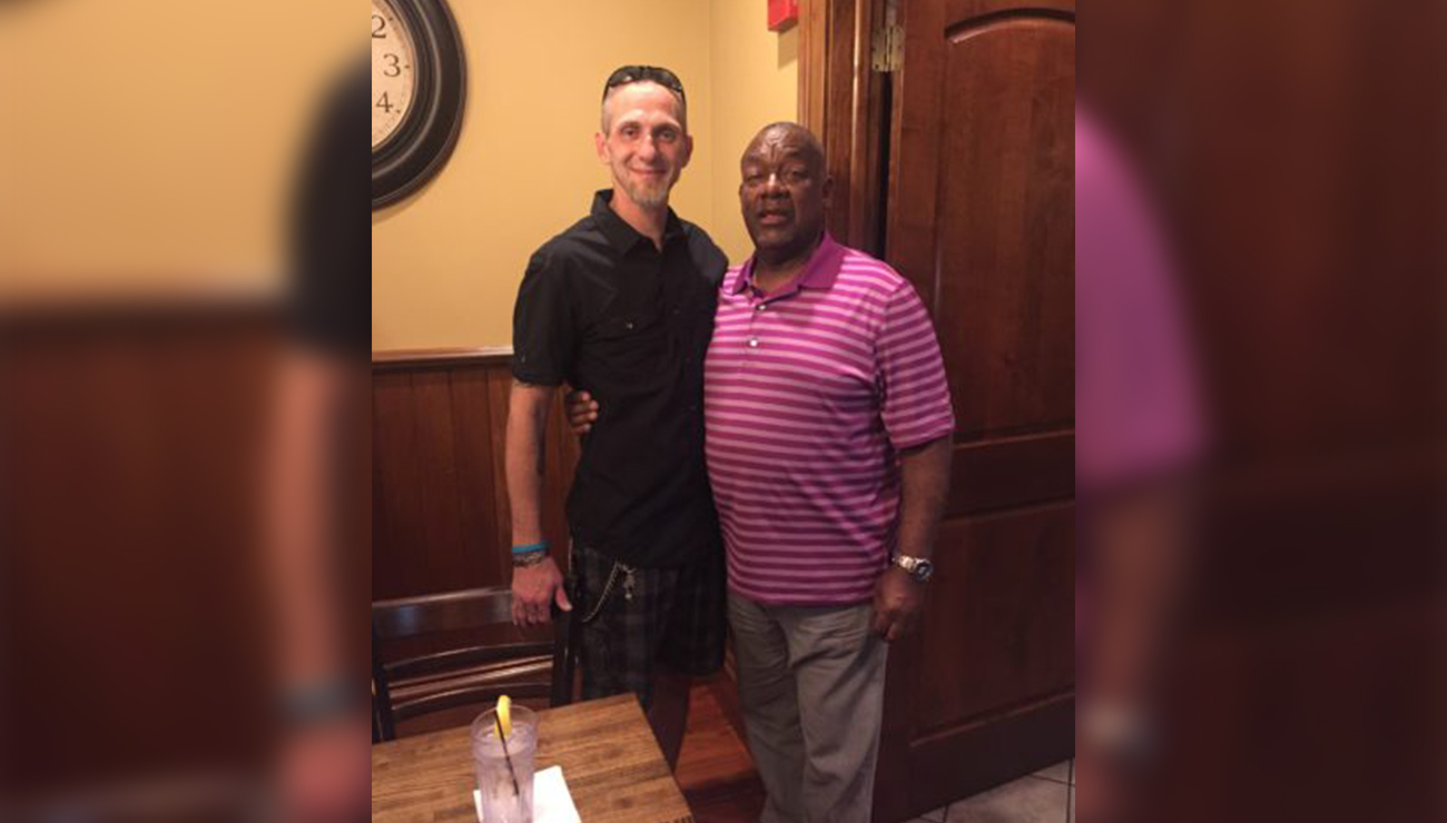 Gordon Harris Cherishes Second Chance At Life After Heart Transplant